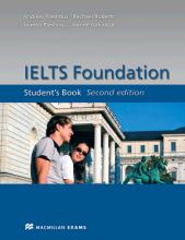 کتاب IELTS Foundation Students Book 2nd Edition