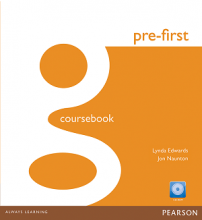 کتاب Gold Pre-first coursebook