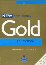 کتاب New Proficiency Gold Course book