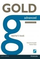 کتاب معلم Gold Advanced Teacher's Book