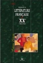 کتاب  Histoire de la litterature française XX