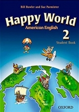American Happy World 2 SB+WB+CD