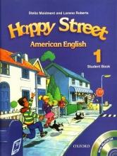 کتاب American Happy Street 1 SB+WB+CD