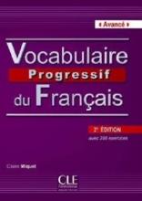 کتاب vocabulaire progressif du francais niveau avance
