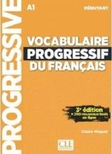 کتاب Vocabulaire progressif du français débutant