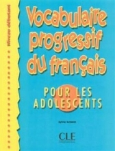 کتاب Vocabulaire progressive - adolescents - débutant
