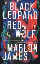 کتاب Black Leopard Red Wolf - The Dark Star Trilogy 1
