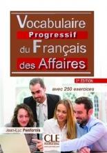 کتاب Vocabulaire progressif des affaires - intermediaire