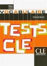 کتاب Tests de vocabulaire - Niveau avance