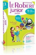 کتاب Dictionnaire Le Robert Junior Poche