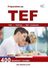کتاب (Préparation au TEF (Test d'Évaluation de Français
