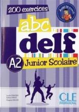 کتاب ABC DELF Junior scolaire - Niveau A2