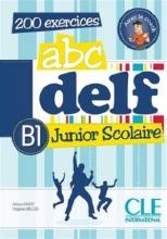 کتاب ABC DELF Junior scolaire - Niveua B1