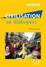 کتاب Civilisation en dialogues - debutant