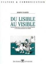 کتاب Du lisible au visible