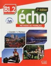 کتاب Echo - Niveau B1.2 +Cahier - 2eme edition