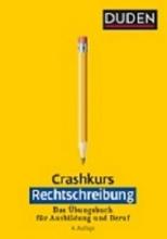 کتاب آلمانی Crashkurs Rechtschreibung