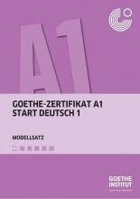 كتاب آلمانی Goethe Zertifikat A1 Modellsatz