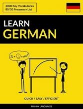 کتاب Learn German