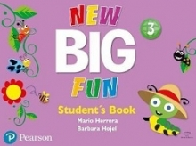 کتاب NEW Big Fun 3 SB+WB+CD