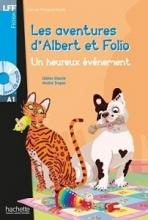 کتاب  Albert et Folio : Un heureux