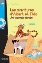 کتاب  Albert et Folio : Une nouvelle famille