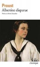 کتاب Albertine disparue - A la recherche