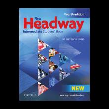 کتاب نیو هدوی اینترمدیت ویرایش چهارم New Headway 4th Intermediate
