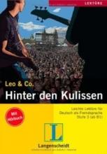 کتاب LEO & CO HINTER DEN KULISSEN