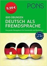 کتاب 600 تمرین آلمانی پونز PONS 600 Übungen Deutsch als Fremdsprache