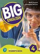 کتاب بیگ انگلیش 4 ویرایش دوم Big English 4 (2nd) SB+WB+CD
