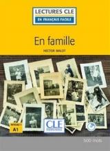 کتاب En famille - Niveau 1/A1