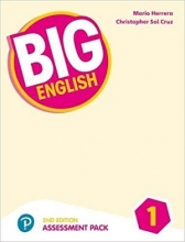 کتاب BIG English 1 Second edition Assessment Pack