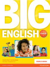 کتاب بیگ انگلیش استارتر (Big English Starter (SB+WB+CD