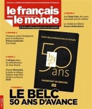 کتاب Le Francais dans le monde