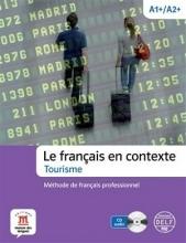 کتاب Le français en contexte Tourisme