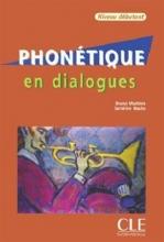 کتاب Phonetique en dialogues