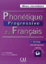 کتاب Phonetique progressive