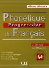 کتاب Phonetique progressive du français