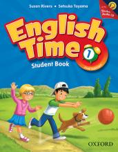 کتاب English Time 2nd 1 SB+WB+CD