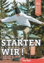 کتاب آلمانی اشتارتن ویر Starten wir! A1: kursbuch und Arbeitsbuch mit CD انتشارات زبانکده