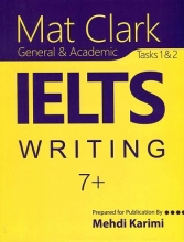 کتاب Mat Clark IELTS Writing General & Academic Plus 7