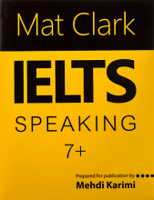 کتاب Mat Clark IELTS Speaking