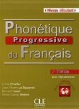 کتاب Phonetique progressive du français - debutant
