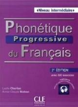 کتاب Phonetique progressive - intermediaire