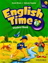 کتاب English Time 2nd 3 SB+WB+CD