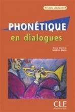 کتاب Phonetique en dialogues - debutant