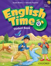 کتاب English Time 2nd 4 SB+WB+CD