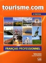 کتاب Tourisme.com + audio - 2eme edition