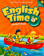 کتاب English Time 2nd 5 SB+WB+CD